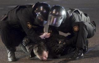 Tansiyon düşmüyor: 713 kişi gözaltına alındı!