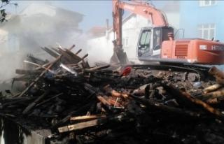 Tokat'ta büyük yangın