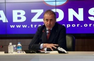 Abdullah Avcı: Karadeniz'in dalgalı denizini...