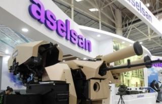 ASELSAN'dan 38,8 milyon dolarlık ihracat sözleşmesi
