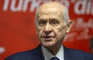 Bahçeli: Kılıçdaroğlu, PKK'yla iş birliğinin,...