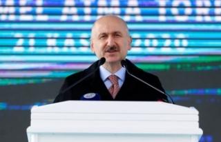 Bakan Karaismailoğlu: Türkiye'de 18 yılda...