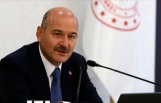 Bakan Soylu: Türkiye kendi iç güvenliğini temin...