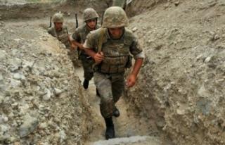 Çekilmeye başlayan Ermenistan ordusundan alçak...