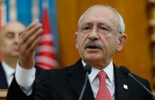 CHP'nin 'Kılıçdaroğlu KKTC'deki...