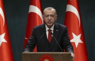 Cumhurbaşkanı Erdoğan'dan yürekleri rahatlatan...