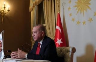 Cumhurbaşkanı Erdoğan dünya ülkelerine aşı...
