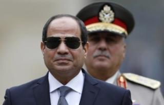 Darbeci Sisi'den Mısır medyasına Erdoğan...