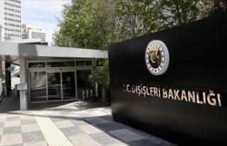Türkiye'den AB'ye Kıbrıs tepkisi