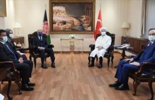 Diyanet İşleri Başkanı Erbaş: İslam barış...