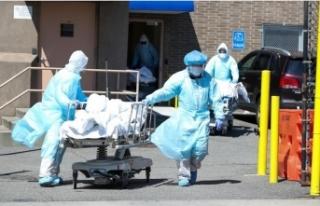 Dünyada koronavirüs vaka sayıları alarm veriyor