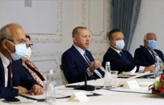 Erdoğan'dan kabul!
