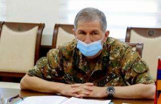 Ermenistan Genelkurmay Başkanı neden teslim olduklarını...
