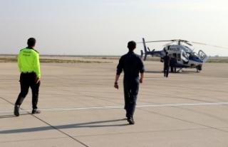 Helikopterli denetim yapıldı, hepsi tek tek tespit...