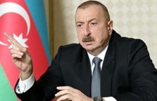 İlham Aliyev'den BBC muhabirine tokat gibi cevap