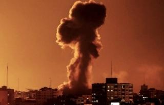 İsrail, Esed rejimi ve İran hedeflerini vurdu