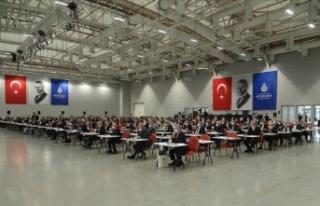 İstanbul Büyükşehir Belediyesinin 2021 bütçesi...