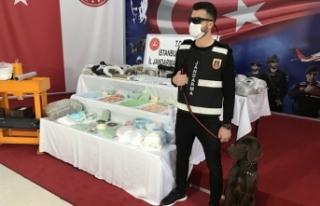 İstanbul'da uyuşturucu operasyonu, gözaltılar...