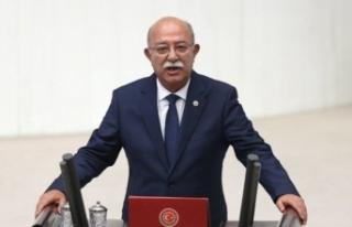 İYİ Parti'den istifa eden İsmail Koncuk'tan...