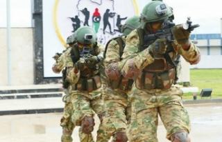 Libya'ya 3 bin 500 yeni asker