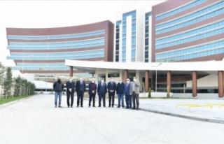 Mamak Devlet Hastanesi açılıyor