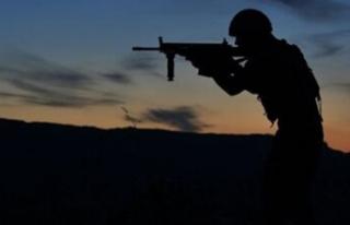 MSB duyurdu, terör örgütüne Barış Pınarı bölgesinde...