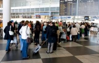 Rus turistlerin gerçekleştirdiği yurtdışı seferlerinin...
