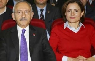 Sosyal medya kullanıcıları CHP'li Kaftancıoğlu'nu...