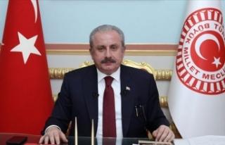 TBMM Başkanı Şentop'tan Azerbaycan tezkeresi...