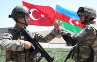 Tezkere Meclis'e sunuldu, Mehmetçik Azerbaycan'a...