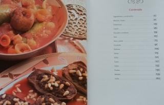 TİKA'dan Kolombiya'da Filistin Gastronomi kitabının...