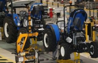 Traktör sektörü yerli üretimine tüm hızıyla...