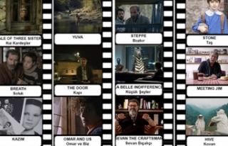 Türk sinemasının seçkin filmleri ABD'nin...