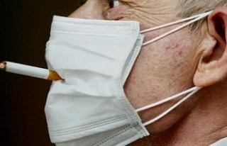 Uzmanlardan koronavirüs ve sigara uyarısı: Üçe...