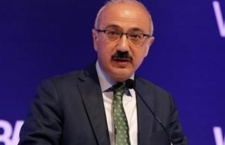Hazine ve Maliye Bakanı Elvan'dan büyüme açıklaması