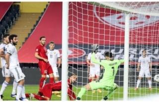 Zafer bizim! Türkiye Rusya'yı 3-2 mağlup etti