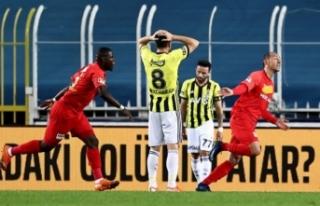2020 Fenerbahçe için pek iyi geçmedi