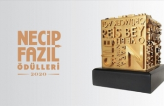 2020 Necip Fazıl Ödülleri'ni kazanan isimler...
