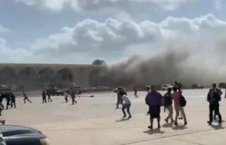 Aden Havalimanı'nda patlama: 5 ölü