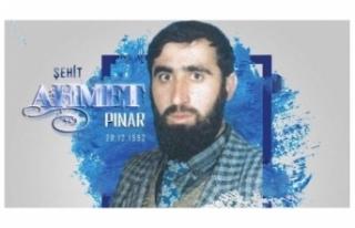Bosna Şehidi Nevşehirli Ahmet Pınar