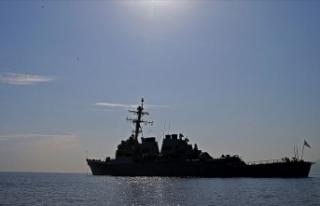 Çin ordusu ABD gemilerini takip ettiklerini açıkladı