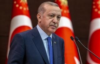 Erdoğan'dan Putin'e cevap: Kendini tarif...