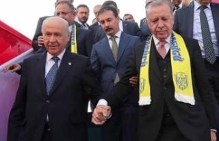 'Erdoğan yeniden kazanacak, hesabını ona göre...