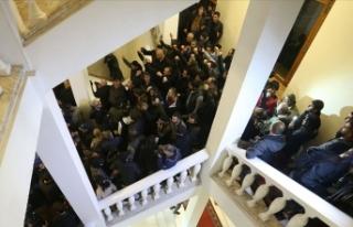 Ermenistan'da sular durulmuyor: Protestocular...