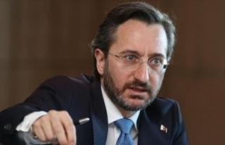 Fahrettin Altun'dan firari Can Dündar açıklaması