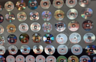 FETÖ'nün 'Düstur' isimli DVD'si...