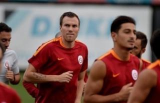Galatasaray itirafı: Kariyerimi bitirdi