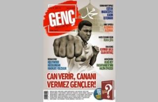 Genç Dergisi Aralık sayısı raflardaki yerini aldı
