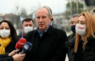 İnce: 'CHP'de her hafta bir skandal'...