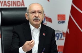 Kılıçdaroğlu yine Demirtaş'ı savundu